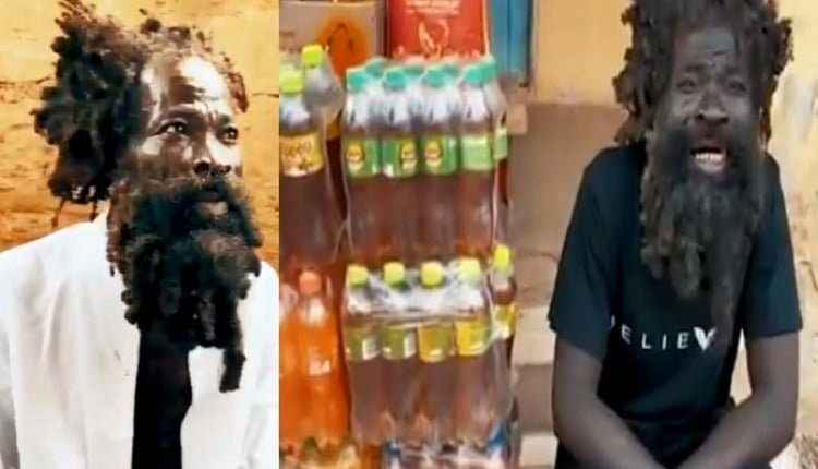 Celebrity Mad Man, Mona Mobl3 Gifted With Clothes, Cash, And Other Gifts From Project Believe - Video
