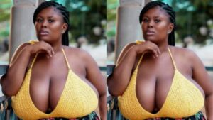 I've dated 150 guys, 4 wanted sɛx and the rest wanted my heavy b()obs - Queen Paticia (Video) 2