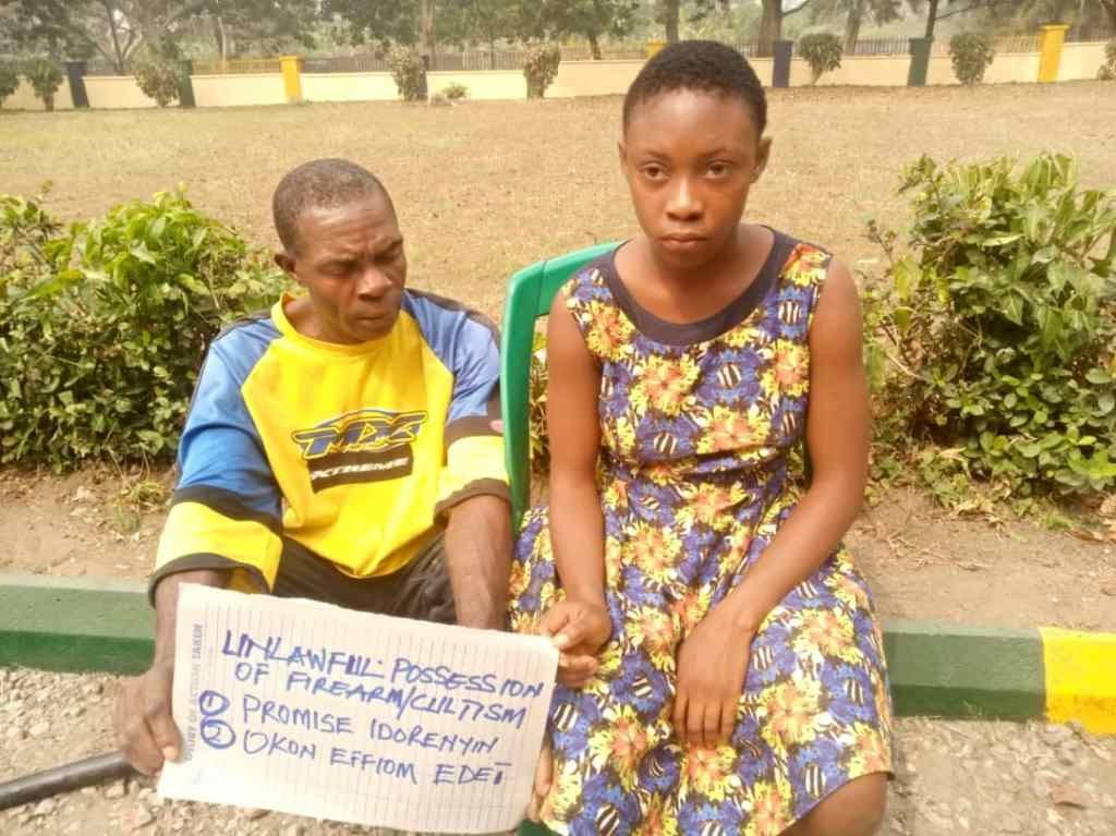 """""""I got the gun from my boyfriend who is married with 6 children""""- SHS girl who went to school with a gun to shoot her teacher speaks. 2"""