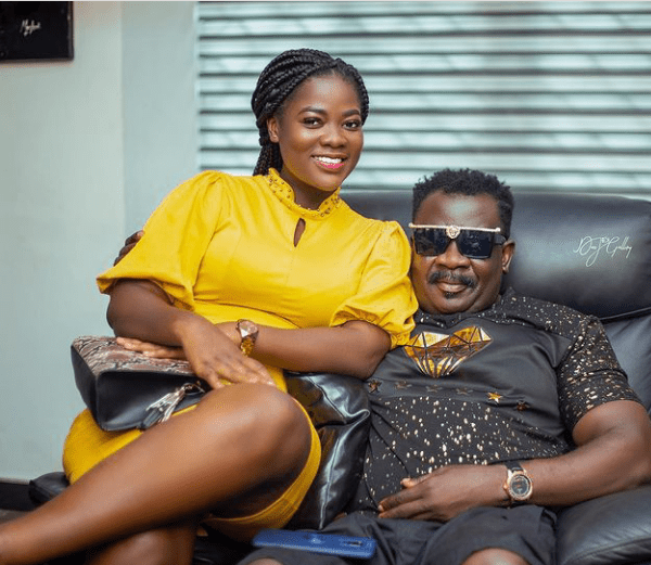 Netizens 'tear up' a lady who says Koo Ofori's Daughter, Asantewaa Looks Like An Ugly Goat 3
