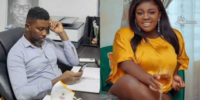 I couldn't afford Tracey Boakye's bride price that is why i didn't marry her - A Plus reveals 1