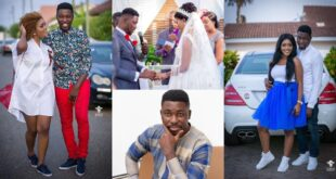 """I don't like women that work, if you marry me i will take care of you""- Kwame A Plus (video) 21"