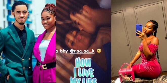 Afia Schwarzenegger's Twin and girlfriend breakup 2 hours after their photos surfaced 1