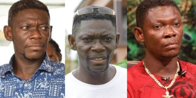 Agya Koo reveals what caused his downfall in the movie industry 1