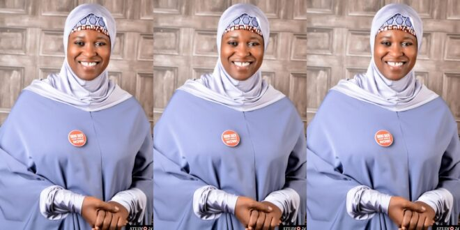 """""""Propose to a man if you love him, don't wait""""- Aisha Yesufu advises women 1"""