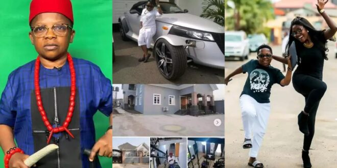Pictures Of Aki, his wife and Cars and other properties. 1