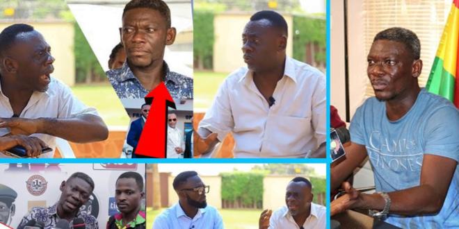 Dumsor collapsed Kumawood and not Agya Koo - Akrobeto claims - Video 1