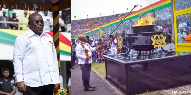 President Akufo-Addo suspends Independence Day celebrations - check out why 1
