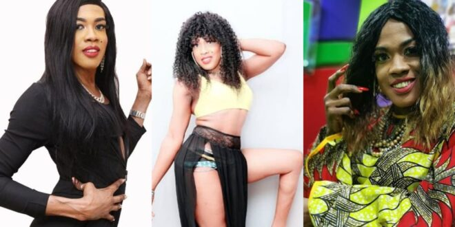 """""""Fornication is equally a sin like G@y and LEsbi@nism stop the hate""""- Transgender Angel Maxine (video) 1"""