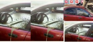 Angry husband fills wife's car with concrete for this reason - find out 3