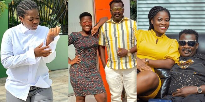 Netizens 'tear up' a lady who says Koo Ofori's Daughter, Asantewaa Looks Like An Ugly Goat 1