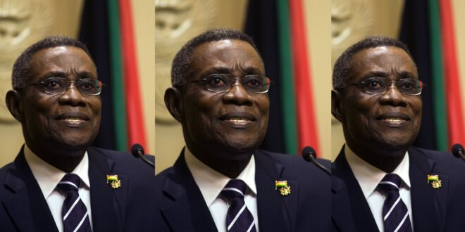 Throwback video of President Atta-Mills speaking against the legalization of homosexuality in Ghana 1