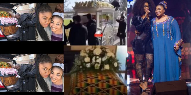 Becca Disrespectfully Didn't Attend Her Mother's Burial And Family Did Not Mention Her in Mother's Biography At All- CHRIS-VINCENT Writes 1