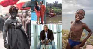 Amazing pictures that were shot by the celebrity photographer Bobbie who just died 9