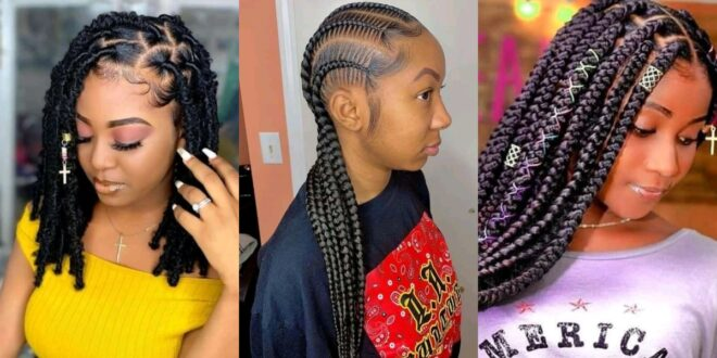outstanding Braid Hairstyles you can try today to look beautiful (photos) 1