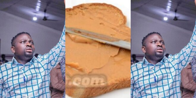 I invented the combination of bread and groundnut paste in Ghana - Brother Sammy - Video 1