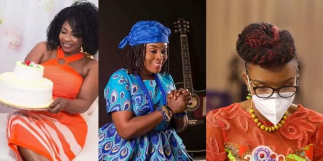 5 Ghanaian female celebrities who look younger than their age (photos) 1