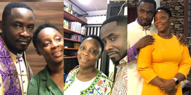 """""""Pastor's wives suffers a lot in marriage"""" - Counselor Charlotte Oduro tells it all 1"""