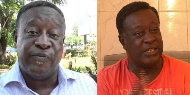Actor Kojo Dadson of 'Home Sweet Home' dead, 2 weeks after his wife's death 1