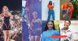 Sister Derby trolls 'Copy-Copy' Fella Makafui with her 'Sassy' Val's day dress 3