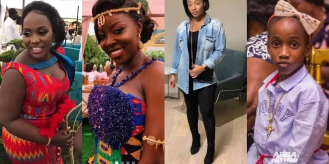 Meet the 4 lovely daughters of Osei Kwame Despite (photos) 1