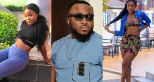 DKB begs Efia Odo not to remove her dross again 23
