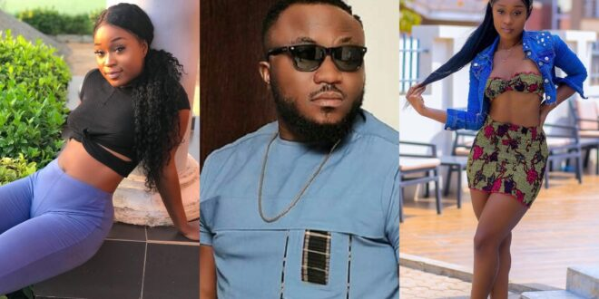 DKB begs Efia Odo not to remove her dross again 1