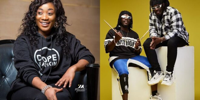 Dope Nation changed my life - Blind Ghanaian singer reveals 1