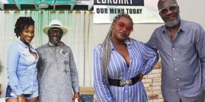 Starboy Kwarteng reveals The lady hesigned to replace Ebony was too lazy. (video) 1