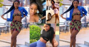 Give a girl money after chopping her - Efia Odo - Video 25