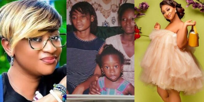 Actress Ellen White trills social media with her beautiful Teenage picture 1