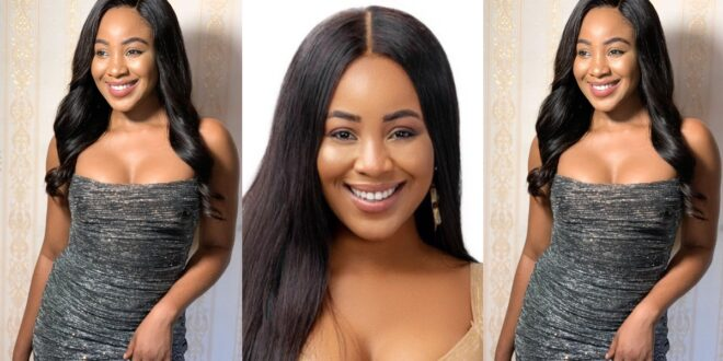 """""""It is not easy to be pretty, i am a full package""""- Erica of BBnaija fame 1"""