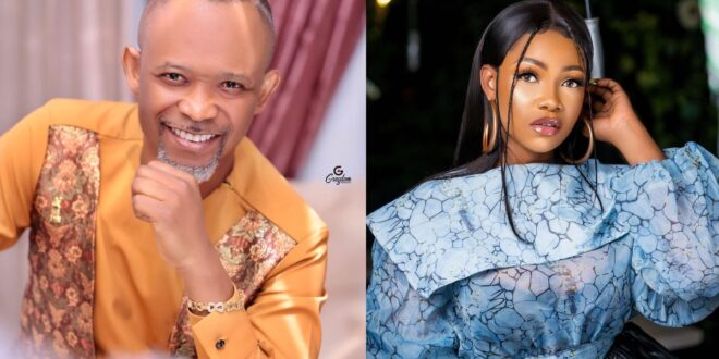 Details: Fadda Dickson and Tacha allegedly chopping themselves 1