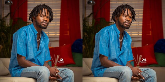 Fameye finally speaks after Ghana Police arrested him - Video 1