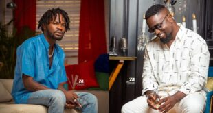 I couldn't look at Sarkodie's face when I first met him - Fameye 6