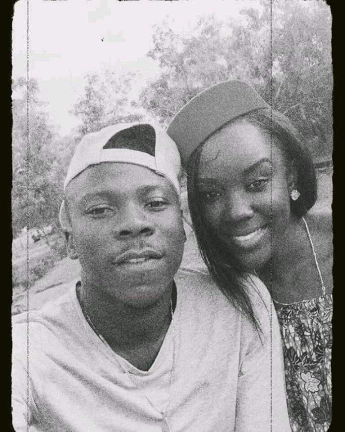 Stonebwoy releases beautiful unseen photos together with his wife on Val's Day 2