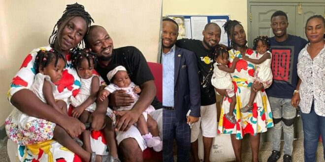 Finally! Funny Face reunite with Vanessa and kids again - Photos 1
