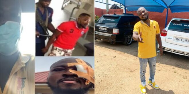 """""""I am back home Safe""""- Funny face reacts after Police sent him to Psychiatric hospital on court Orders 1"""