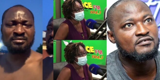 Funny Face's family apologizes to Ghanaians and Ghana Police - Video 1