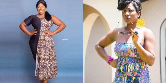 Nyame Aye Bi - See this throwback photo of Gloria Sarfo 8-years ago 1
