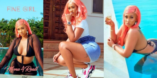 I see nothing wrong with going nud€ on the internet - Hajia4real 1