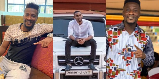 Asamoah Gyan is a Gay - Ibrah One reveals 1