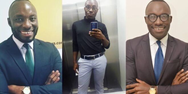 Throwback Video of Ignatius Annor saying the Holy spirit stopped him from been G@y surfaces Online 1