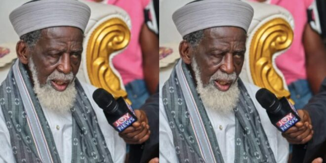 Homosexuality Is Totally Unacceptable In Islam – Chief Imam finally Speaks 1