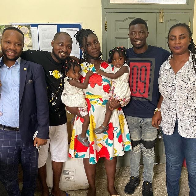 Finally! Funny Face reunite with Vanessa and kids again - Photos 4