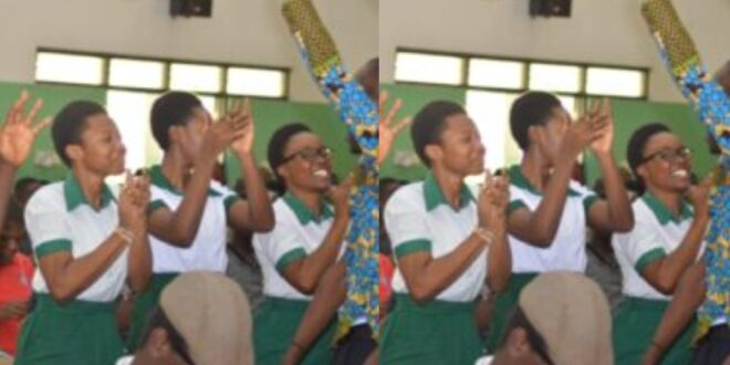 St. Louis JHS girls alleged of being kidnapped found enjoying with their boyfriends 1