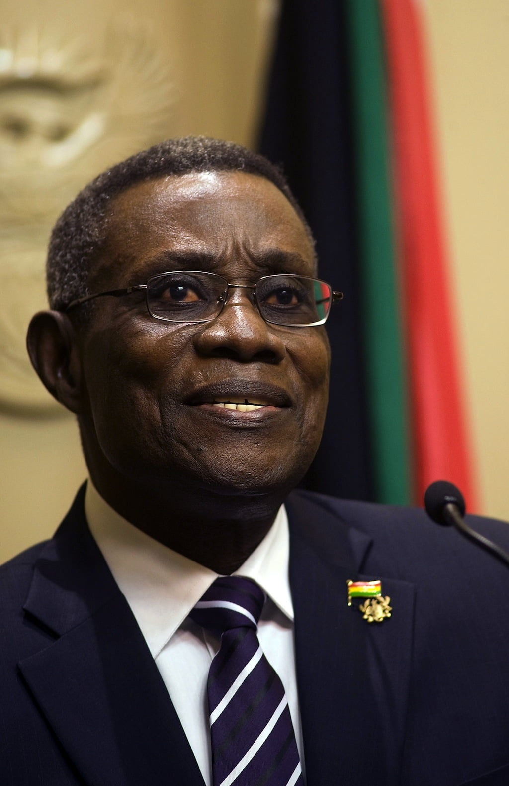 Throwback video of President Atta-Mills speaking against the legalization of homosexuality in Ghana 2