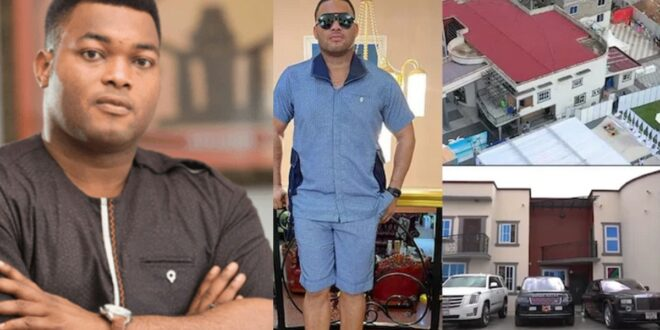 I have ten beautiful mansions and numerous cars - Kwadwo Sarfo Kantanka Jnr 1