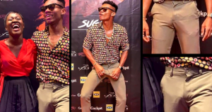 Kidi tells why his Pen!s stands stiff when he is close to women - Video 2
