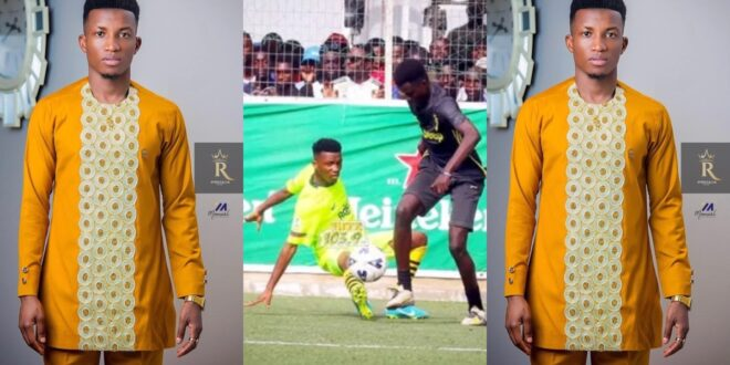 I would have been a professional footballer if not the music - Kofi Kinaata reveals 1